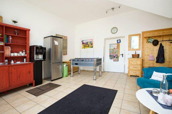 Aufenthaltsraum - Ferienwohnungen Ellmer, Flachau-Reitdorf