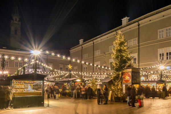 Christkindlmarkt Salzburg –Ausflugsziele im Salzburger Land