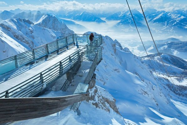 Dachstein Gletscher –Ausflugsziele im Salzburger Land