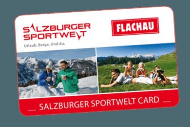 Flachau Sportwelt Card - Winter- & Skiurlaub in Flachau