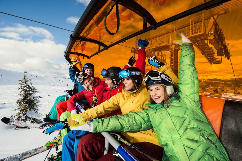 Skifahren im snow space Flachau - Winter- & Skiurlaub im Ski amadé