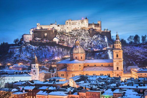 Salzburg Stadt –Ausflugsziele im Salzburger Land
