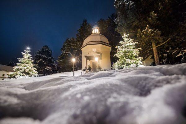 Stille Nacht Kapelle in Oberndorf bei Salzburg –Ausflugsziele im Salzburger Land